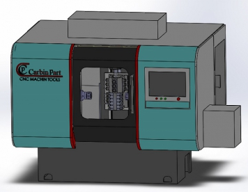 cnc turnmill machine-2