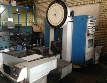 horizontal cnc machine 1