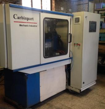 cnc index 7 axis machine