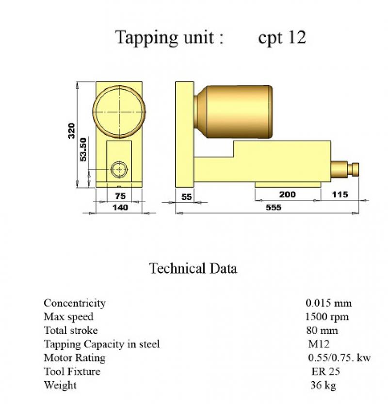 tapping uni_ M .12