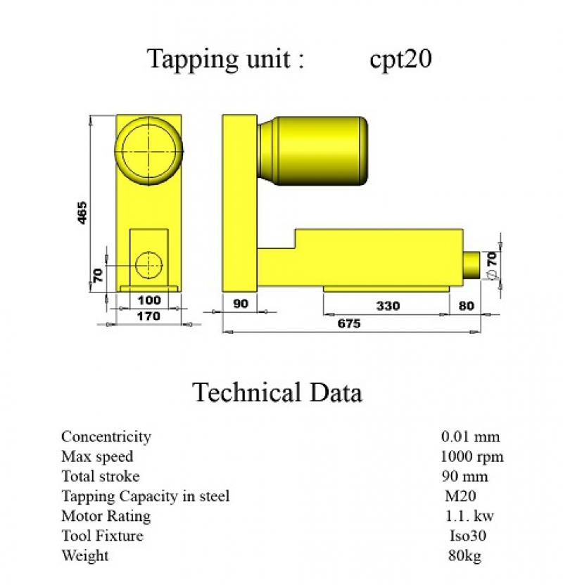 tapping uni_ M .20