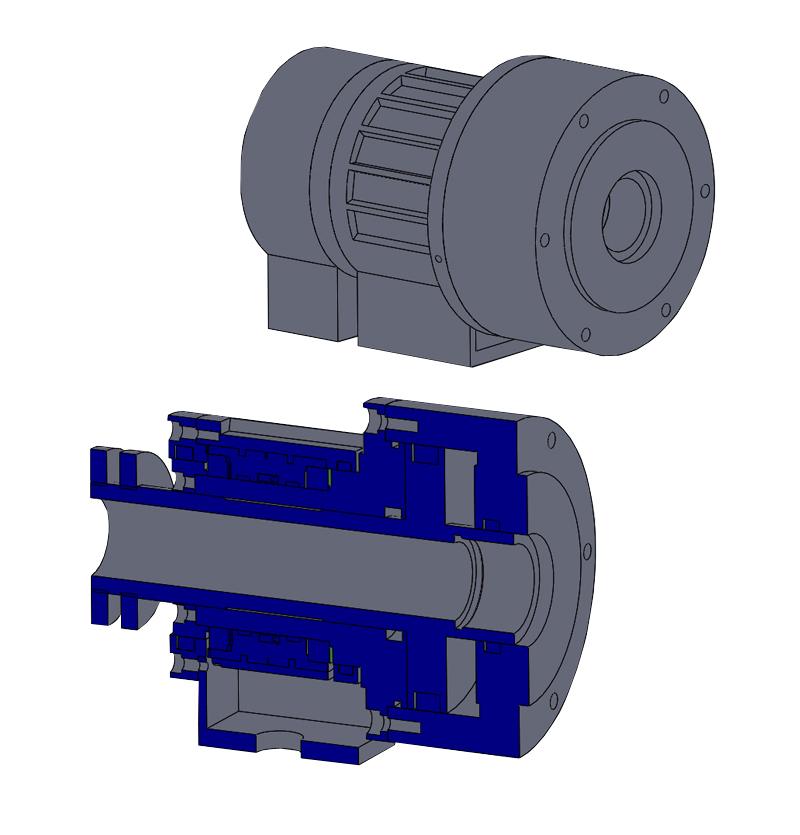 rotary cylinder hidraulic